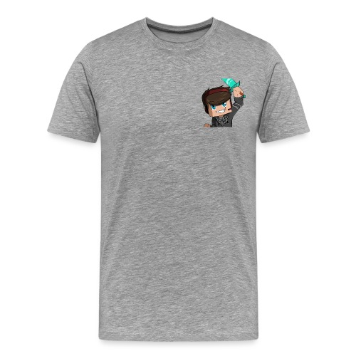 Avatar Minecraft Xtr3mZMiniboy - T-shirt Premium Homme