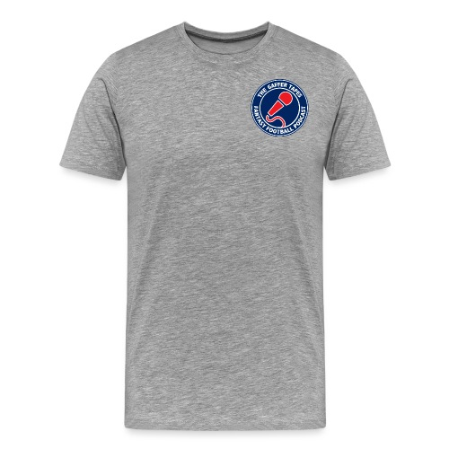The Gaffer Tapes Small Logo - Men's Premium T-Shirt