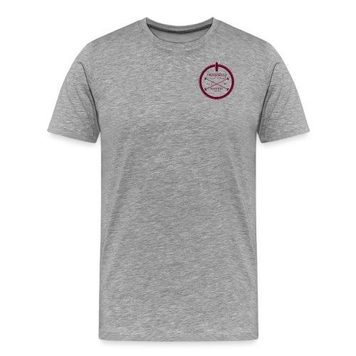 Hengitsbury Head Boardriders Club - Men's Premium T-Shirt