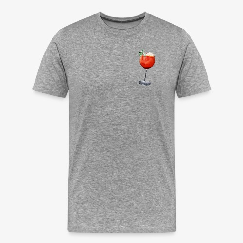 red cocktail - Men's Premium T-Shirt