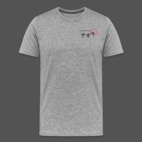 Multicopter - Männer Premium T-Shirt