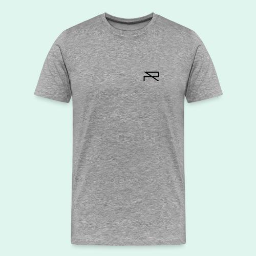 R A B A L E. decide / logo noir. - T-shirt Premium Homme