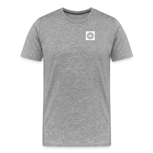 Brand&New grey collection - Premium-T-shirt herr