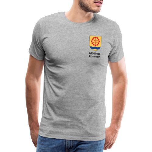 Möllinge kommun - Premium-T-shirt herr
