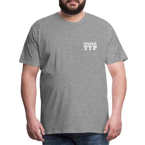 Süsser Typ - Weiß - Männer Premium T-Shirt