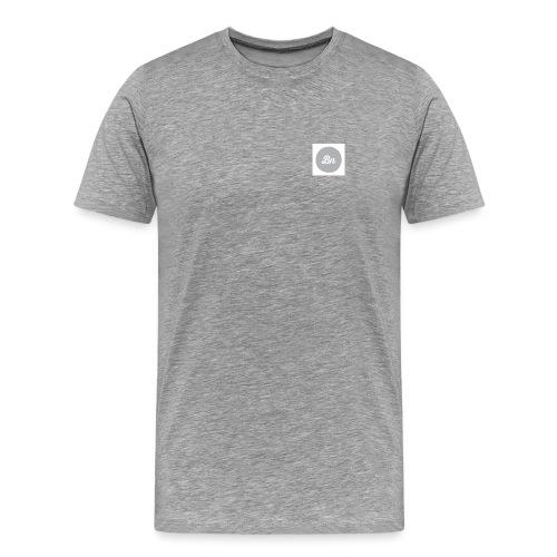 Brand&New grey collection - Premium-T-shirt herr
