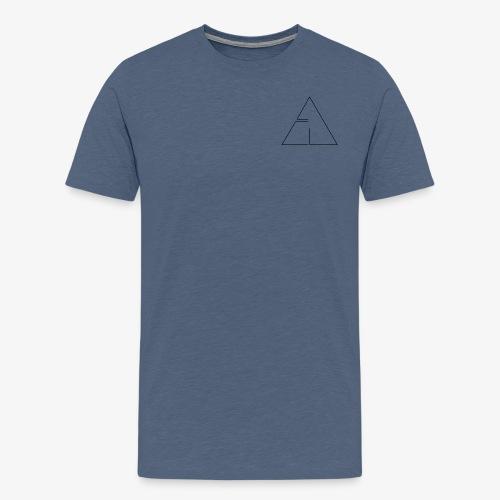 logo cg2 - Maglietta Premium da uomo