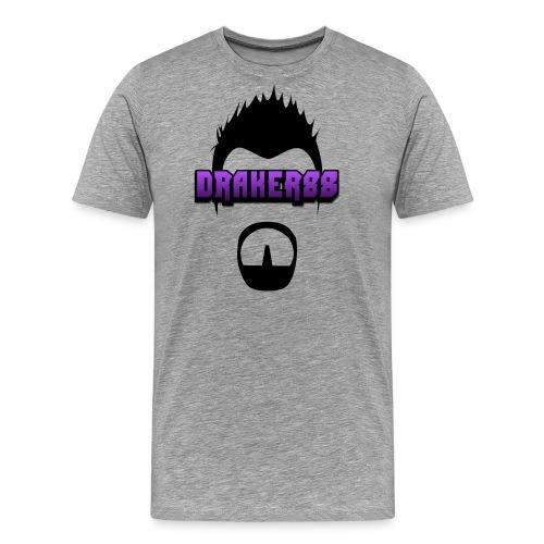 draker88 - Maglietta Premium da uomo