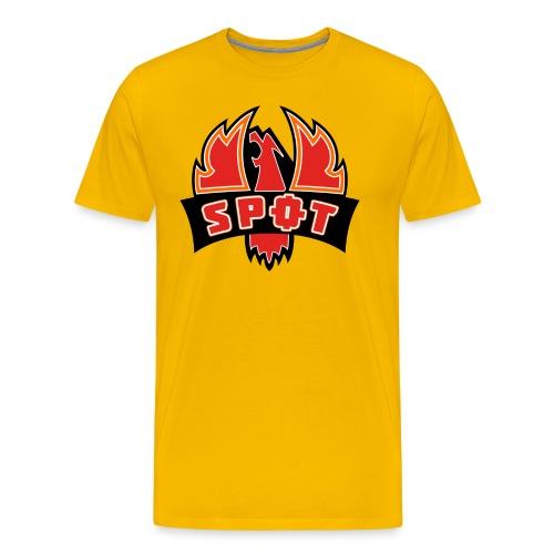 SG Logo - Herre premium T-shirt