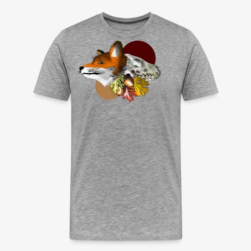 Autumn Foxey - Maglietta Premium da uomo