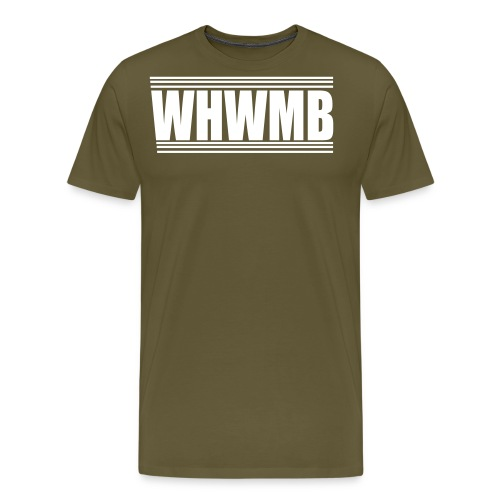 WHWMB - T-shirt Premium Homme