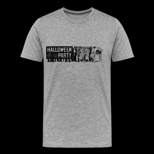 03e46 party png - Men's Premium T-Shirt
