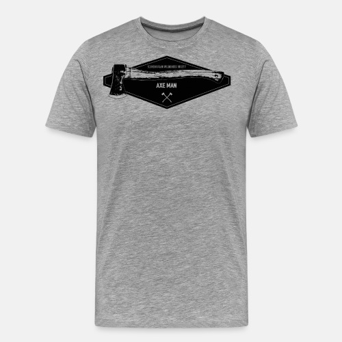AXE MAN - Men's Premium T-Shirt