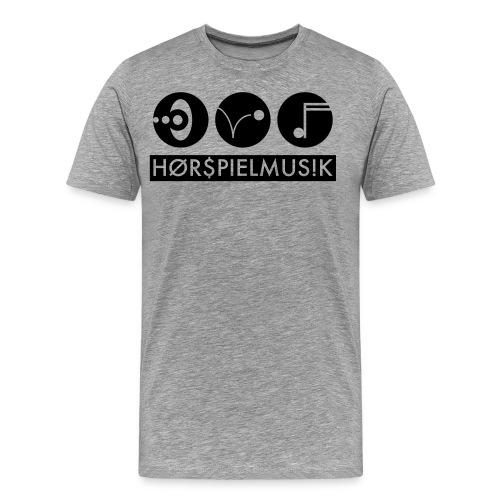 hsm - Männer Premium T-Shirt