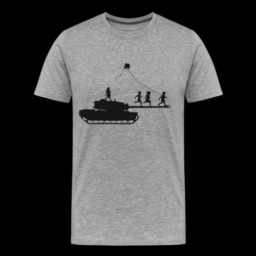 TANK CHILDREN - Maglietta Premium da uomo
