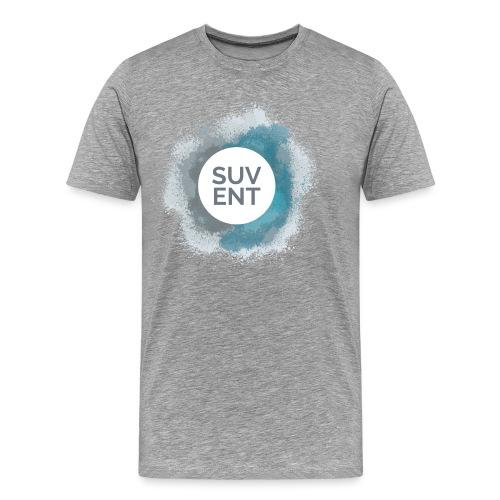 SUVENT Logo - Männer Premium T-Shirt