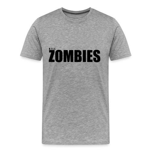 Kill'em - Männer Premium T-Shirt