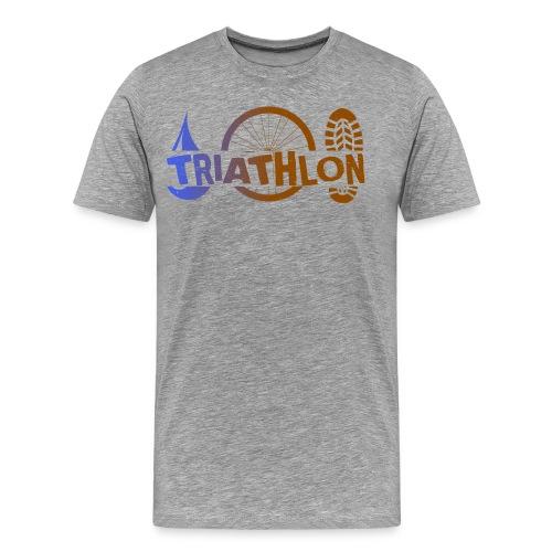 Triathlon Icons - Männer Premium T-Shirt