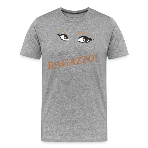 Ragazzo - Camiseta premium hombre