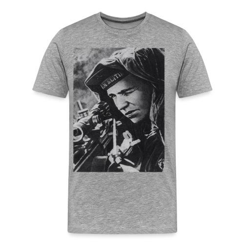 MTeVrede_29_FEMSNIPER - Men's Premium T-Shirt