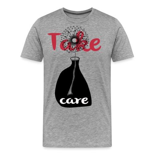 take_care - Maglietta Premium da uomo