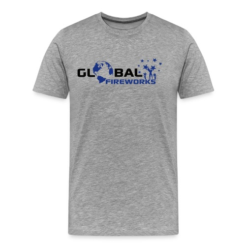 Global Fireworks - Männer Premium T-Shirt