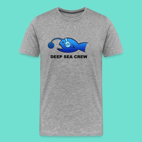 DeepSeaCrew - Männer Premium T-Shirt