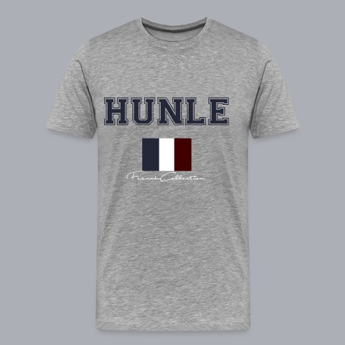 hunle French Collection n°1 - T-shirt Premium Homme