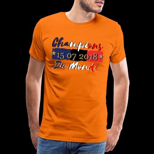 france france france - T-shirt Premium Homme