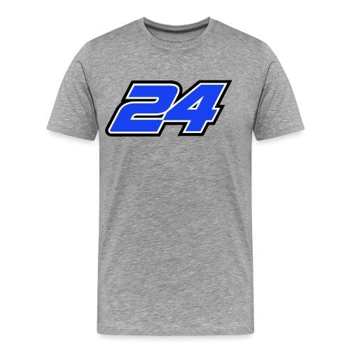 Num 24 Nicolas Charlier - T-shirt Premium Homme