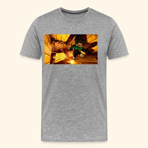 stronghold - Männer Premium T-Shirt