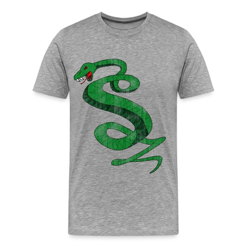 Tunnel Snakes - Men's Premium T-Shirt