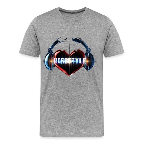 Listen to hardstyle - T-shirt Premium Homme