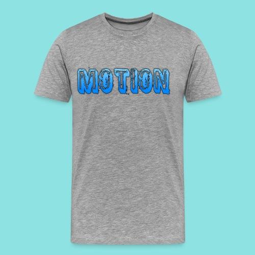 MoTion png - Men's Premium T-Shirt
