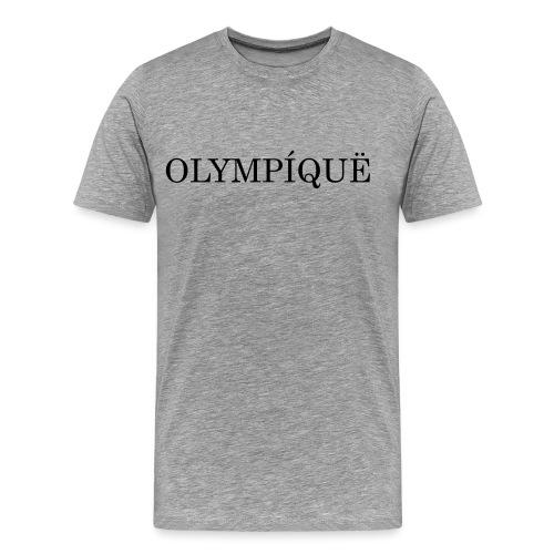 OLMPQ - Mannen Premium T-shirt