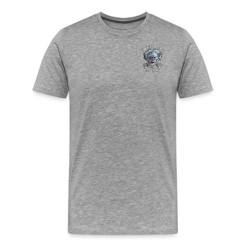 ElWhiteMonkey Logo - Men's Premium T-Shirt