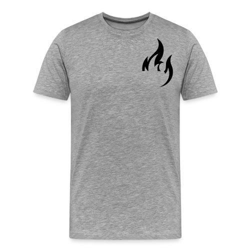 flamme - Männer Premium T-Shirt