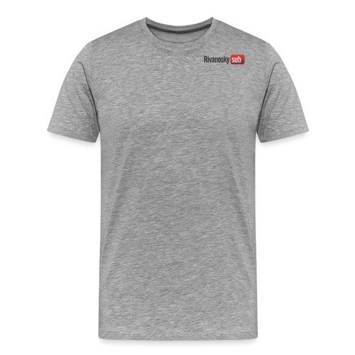 festisite youtube - Mannen Premium T-shirt