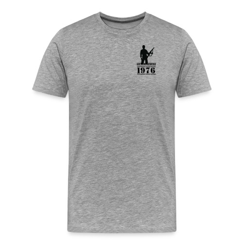 Generazione 1976 corsica corse - T-shirt Premium Homme