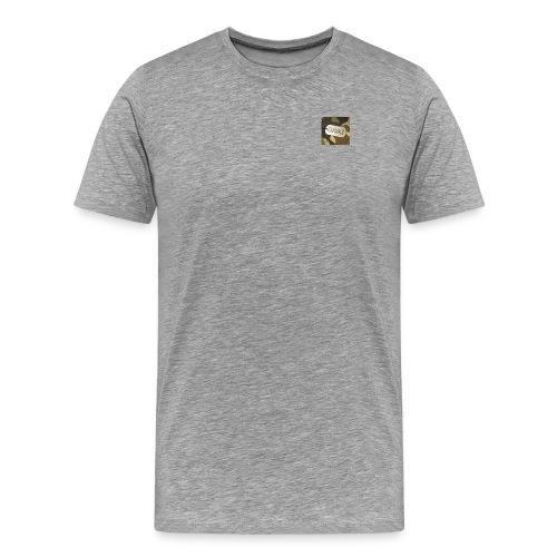 gkj - Camiseta premium hombre