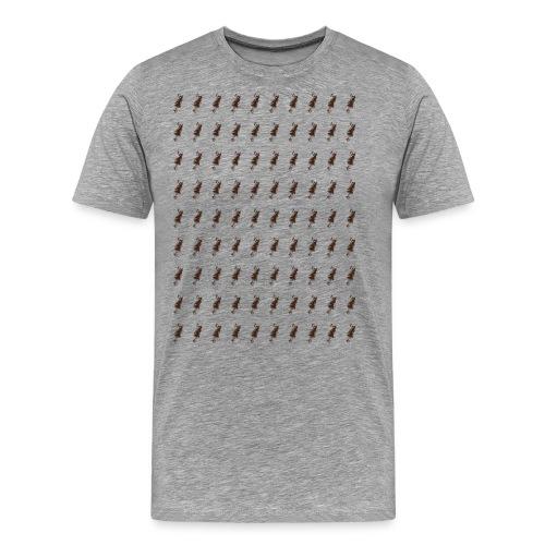 t shirt 1 gif - Männer Premium T-Shirt
