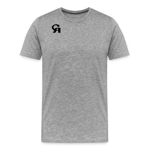 c-v logo - Men's Premium T-Shirt