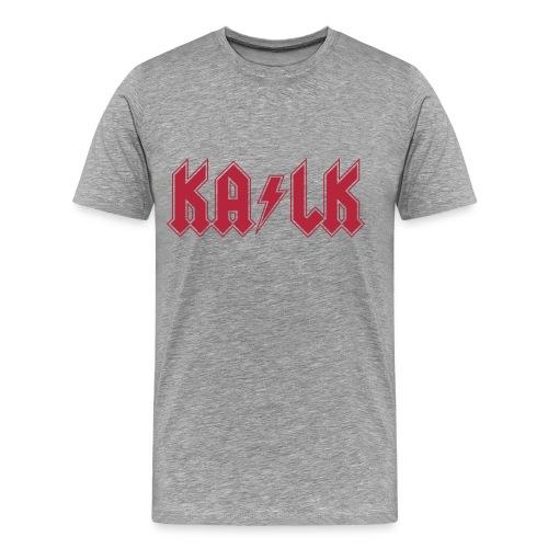 Kalk - Männer Premium T-Shirt
