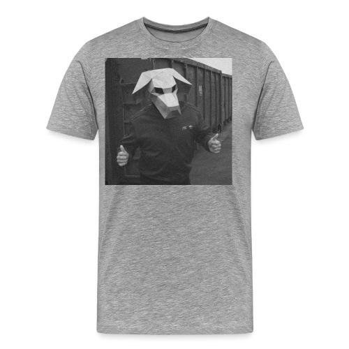 Happy Dog! - T-shirt Premium Homme