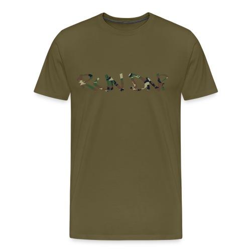 rundnftagperfekt - Männer Premium T-Shirt
