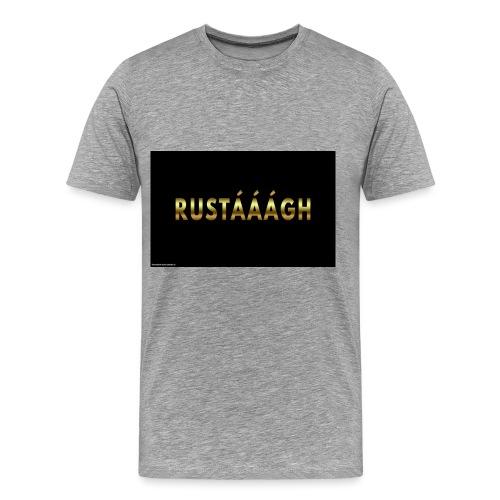 rustaaagh - Mannen Premium T-shirt