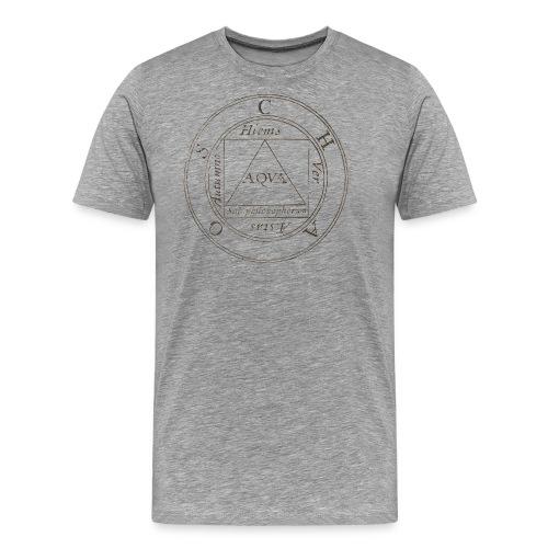 Alchemist Chaos - T-shirt Premium Homme