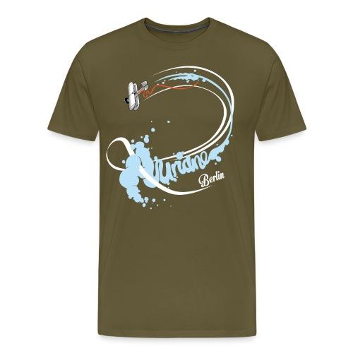 Kunstflug - Männer Premium T-Shirt