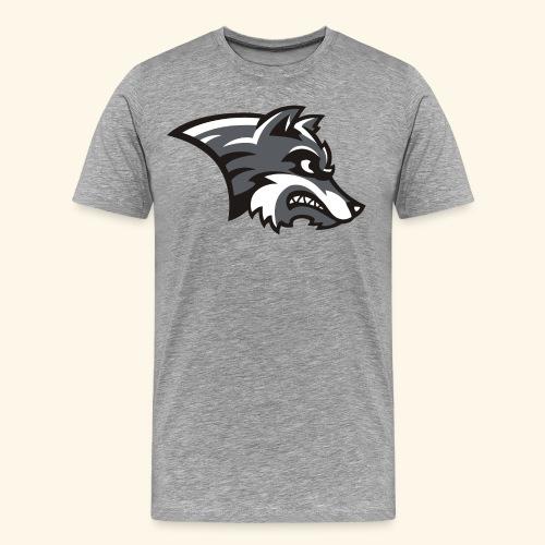 WOLFSHIRT by Noi - Männer Premium T-Shirt
