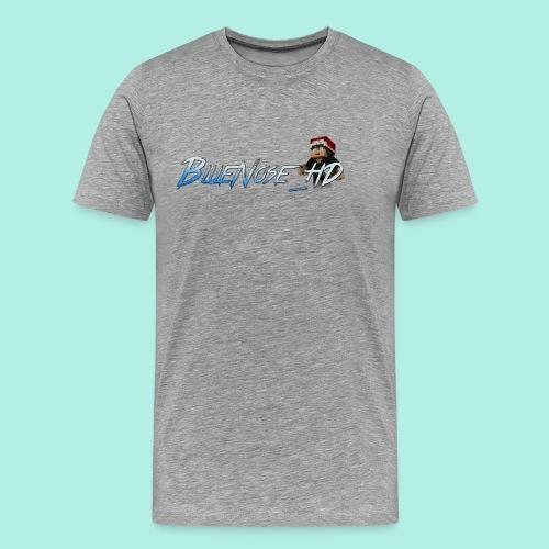BlueNoseTshirt png - Men's Premium T-Shirt